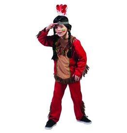 Funny Fashion Red Hawk Boy