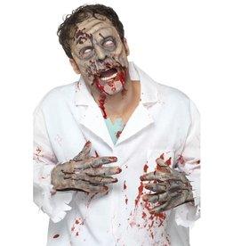 Zombie set mask & gloves