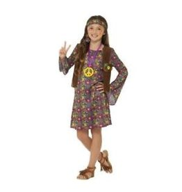 Hippie girl L