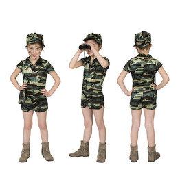 Bootcamp girl Army meisje leger