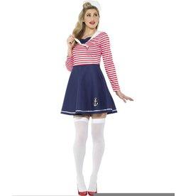Smiffys Sailor Lady