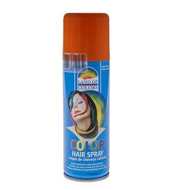 haarspray oranje