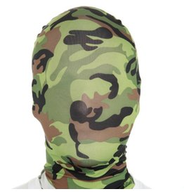 Morphsuits Morphsuit masker camouflage
