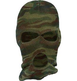Funny Fashion bivakmuts camouflage