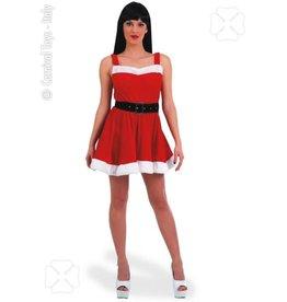 kerstvrouw S/M