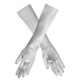 handschoenen zilver 40 cm