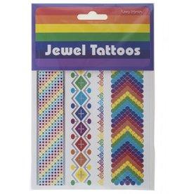 tattoos regenboog