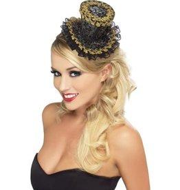 Victorian mini top hat