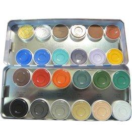 Aquacolor palet K