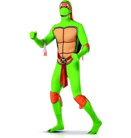 2nd skin TMNT Michelangelo