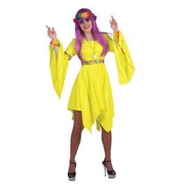 Hippie Fluo geel