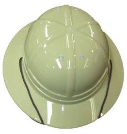 Funny Fashion safari helm plastiek