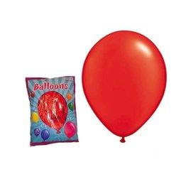 ballonnen 100stuks ROOD