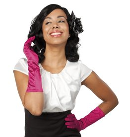 boland handschoenen roos 40 cm