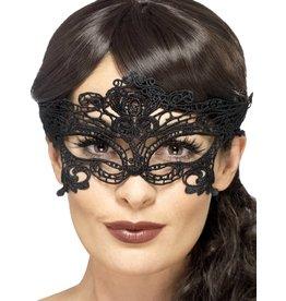 Smiffys Lace eyemask