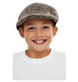 Smiffys Kids Flat Cap pet