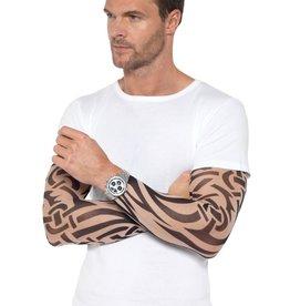 Arm sleeve tattoo
