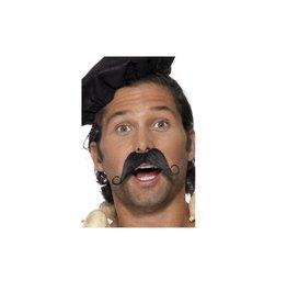 Smiffys Frenchman Moustache