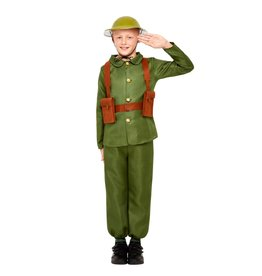 Smiffys WWI Soldier L(10-12)