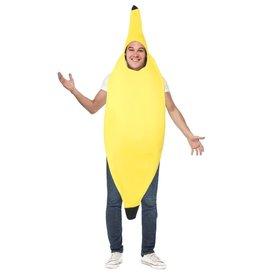 Smiffys kostuum banaan OneSize