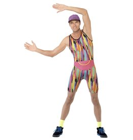 Smiffys Aerobics Instructor