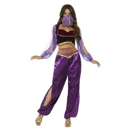 Smiffys Arabian Princess purple