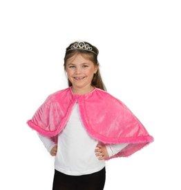 Funny Fashion Princess Cape prinses roos