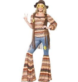Smiffys Harmony Hippie