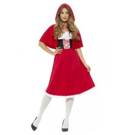 Smiffys Red Riding Hood