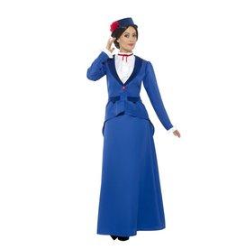 Smiffys Victorian Nanny