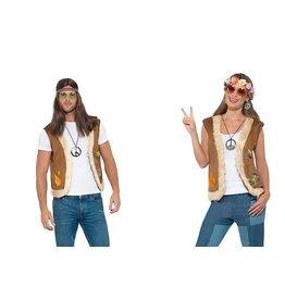 Smiffys Hippie Waistcoat