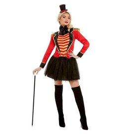 Smiffys Ringmaster Circus Lady