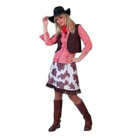 Funny Fashion Cowgirl