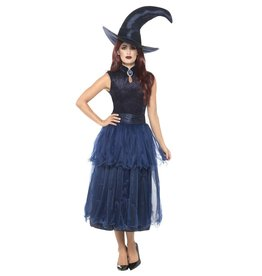 Smiffys Deluxe Midnight Witch