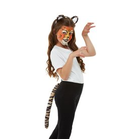 Smiffys Kids Tiger Instant Kit