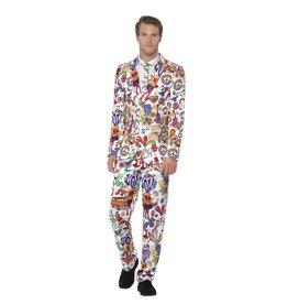 Smiffys Groovy Suit