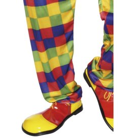 Smiffys Deluxe Clown Shoes