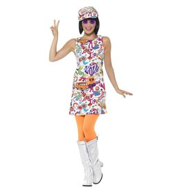 Smiffys 60s Groovy Chick