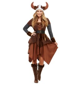 Smiffys Viking Barbarian Queen