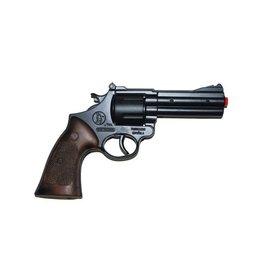 Funny Fashion Revolver metaal 12 schot