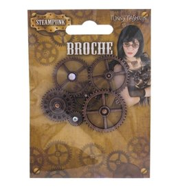 Funny Fashion Broche steampunk