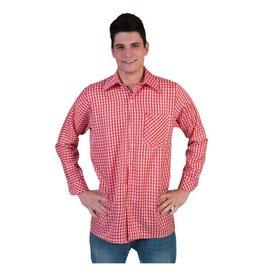 Funny Fashion Geruit hemd
