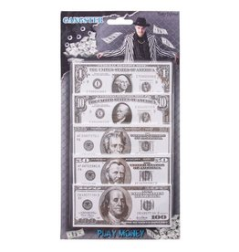 Funny Fashion speelgeld dollars