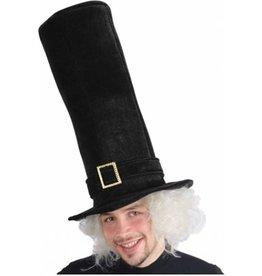 hoge hoed velours 50cm