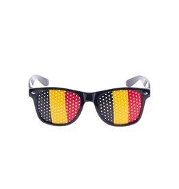bril Belgische driekleur