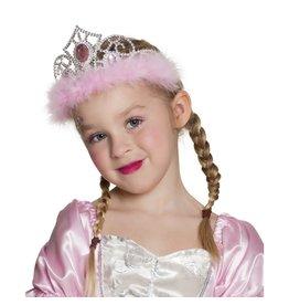 kroontje prinses met roos