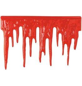 Widmann HALLOWEEN BLOOD  DECORATION bloed hanger