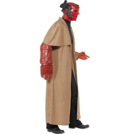 Hell Boy costume with mask Medium