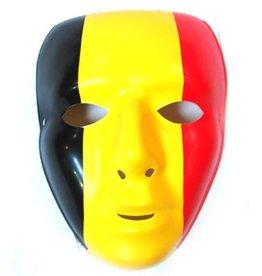 masker Belgische driekleur