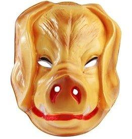 plastiek masker varken